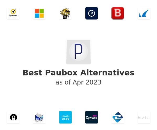 Best Paubox Alternatives