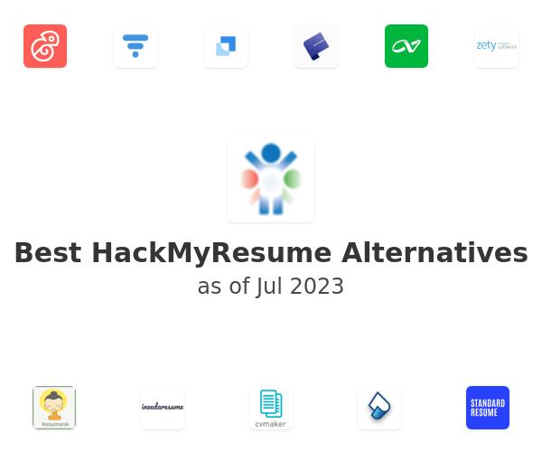 Best HackMyResume Alternatives