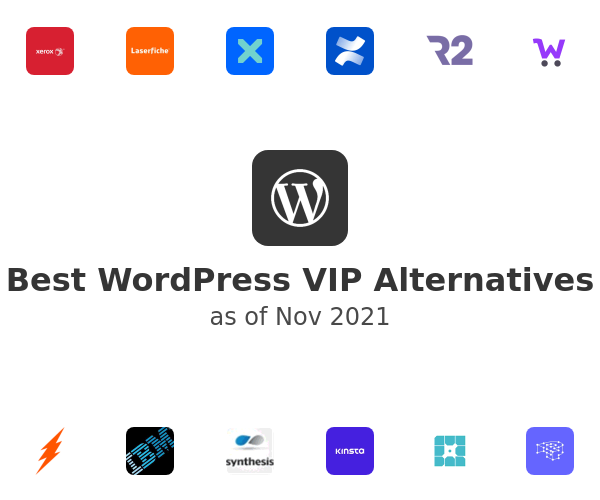 Best WordPress VIP Alternatives