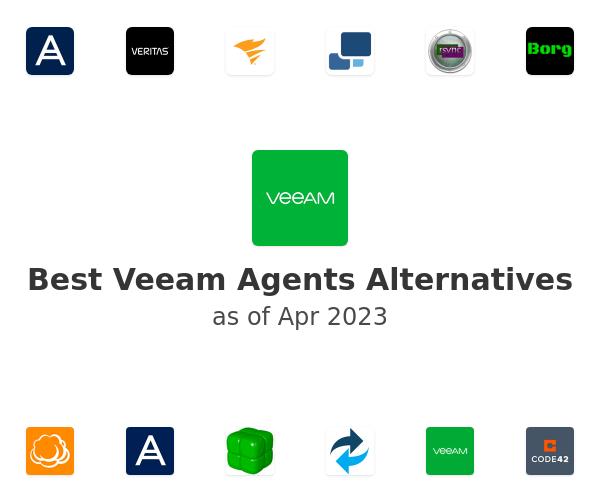 Best Veeam Agents Alternatives