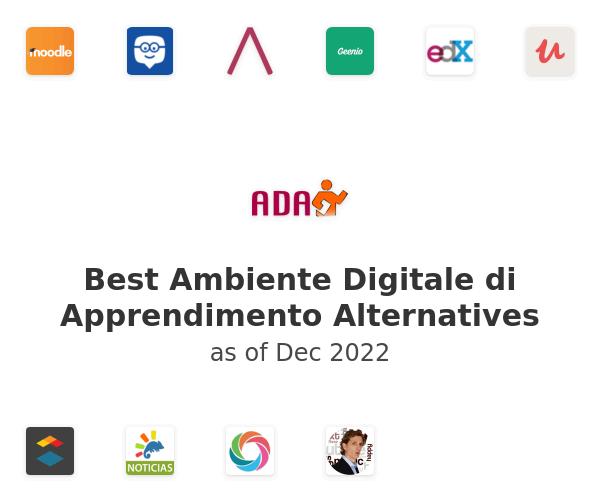 Best Ambiente Digitale di Apprendimento Alternatives