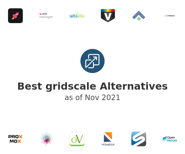 Best gridscale Alternatives
