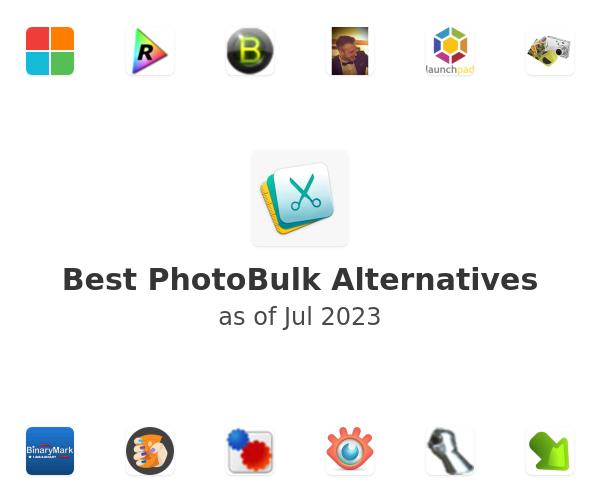 Best PhotoBulk Alternatives