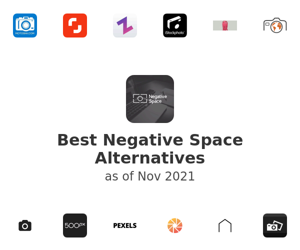 Best Negative Space Alternatives