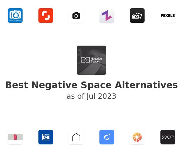 Best Negative Space Alternatives