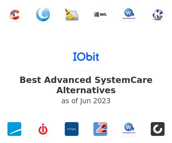 Best Advanced SystemCare Alternatives
