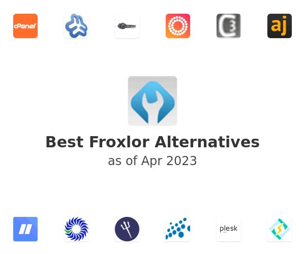Best Froxlor Alternatives