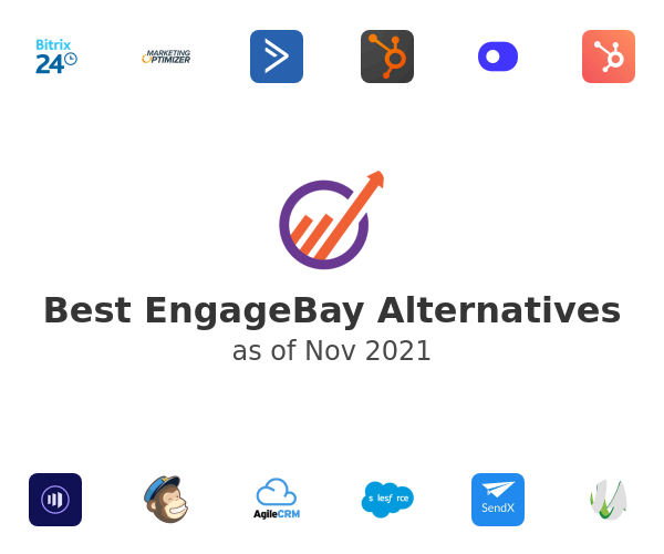 Best EngageBay Alternatives