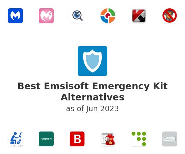Best Emsisoft Emergency Kit Alternatives