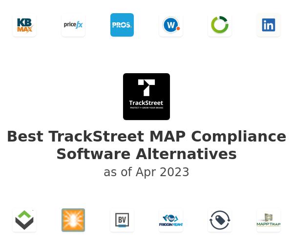 Best TrackStreet MAP Compliance Software Alternatives
