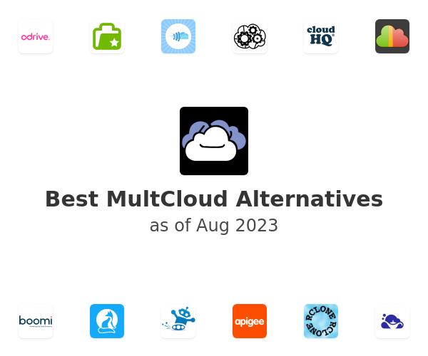 Best MultCloud Alternatives