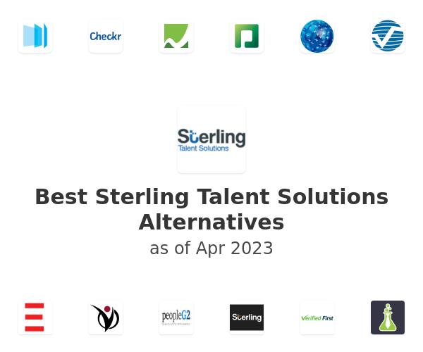 Best Sterling Talent Solutions Alternatives