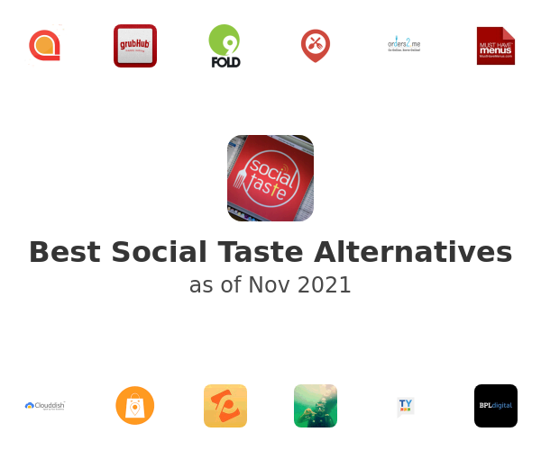 Best Social Taste Alternatives
