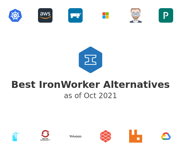 Best IronWorker Alternatives