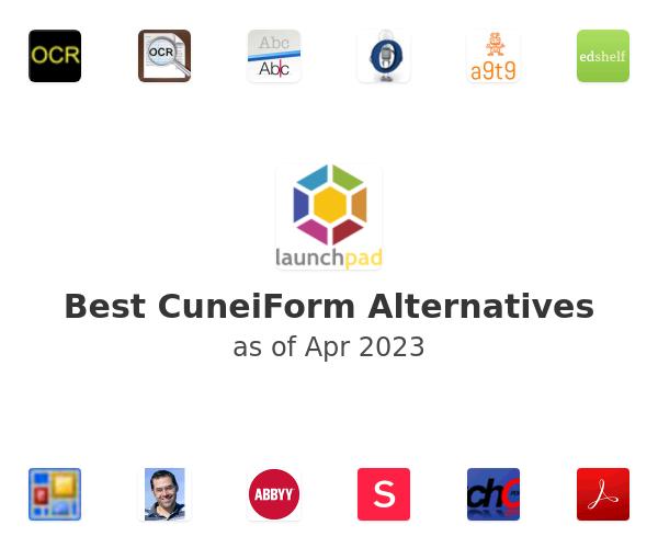 Best CuneiForm Alternatives
