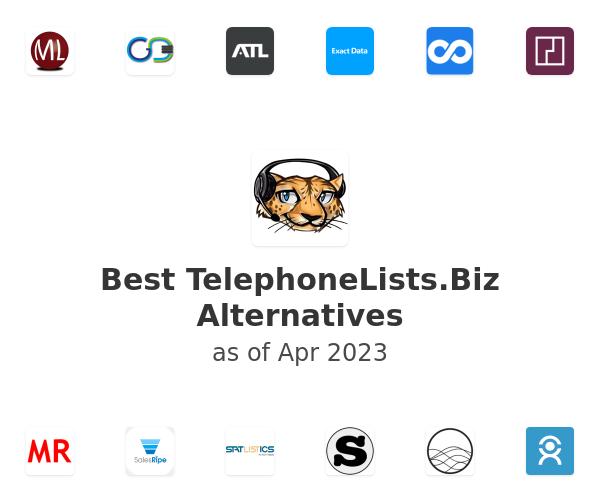 Best TelephoneLists.Biz Alternatives