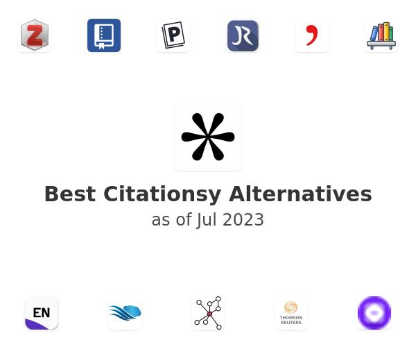 Best Citationsy Alternatives