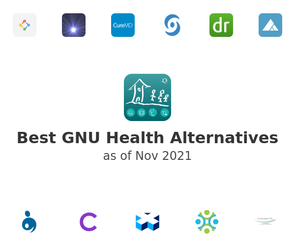 Best GNU Health Alternatives