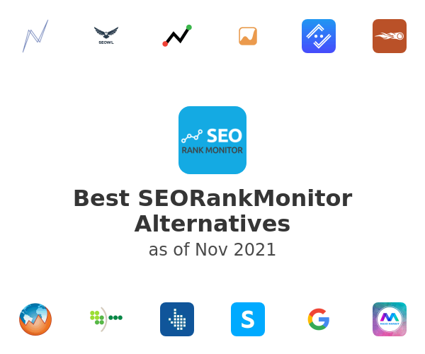 Best SEORankMonitor Alternatives