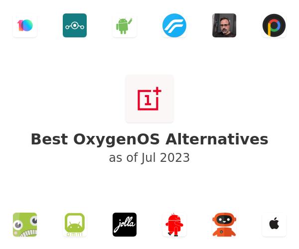Best OxygenOS Alternatives