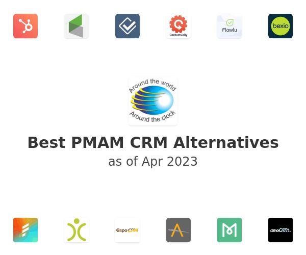 Best PMAM CRM Alternatives
