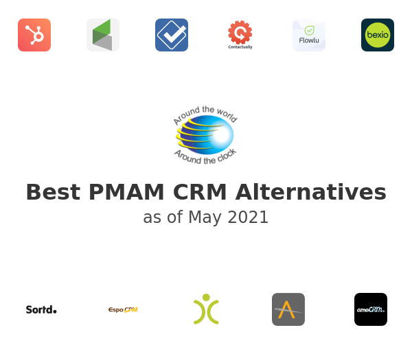 Best PMAM CRM Alternatives