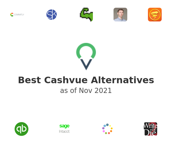 Best Cashvue Alternatives