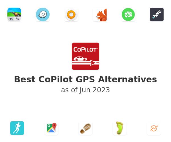 Best CoPilot Alternatives