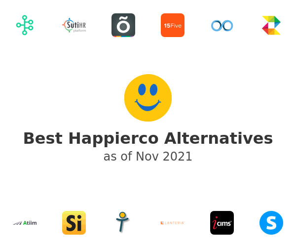 Best Happierco Alternatives