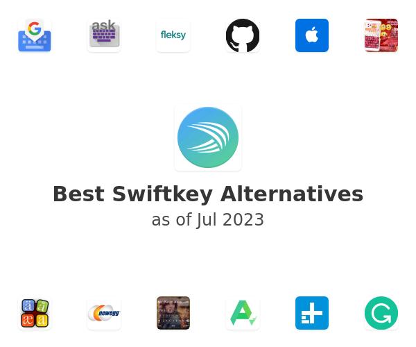 Best Swiftkey Alternatives