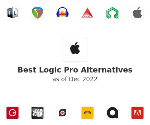Best Logic Pro Alternatives