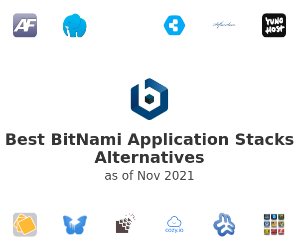 Best BitNami Application Stacks Alternatives