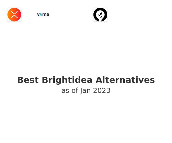 Best Brightidea Alternatives