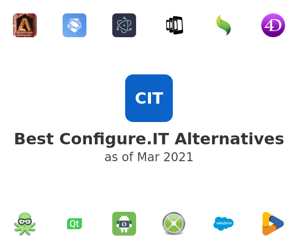 Best Configure.IT Alternatives