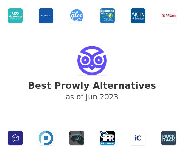 Best Prowly PR Software Alternatives