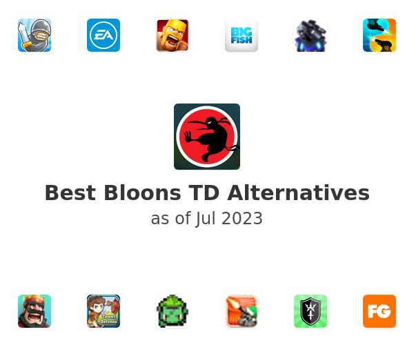 Best Bloons TD Alternatives