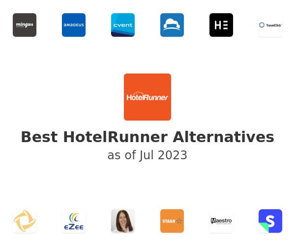 Best HotelRunner Alternatives