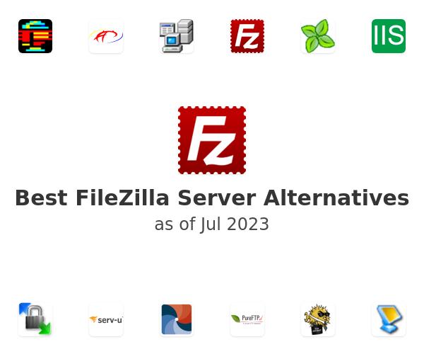 Best FileZilla Server Alternatives