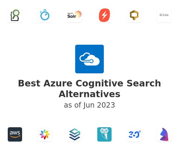 Best Azure Search Alternatives