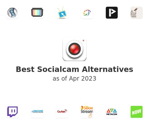 Best Socialcam Alternatives