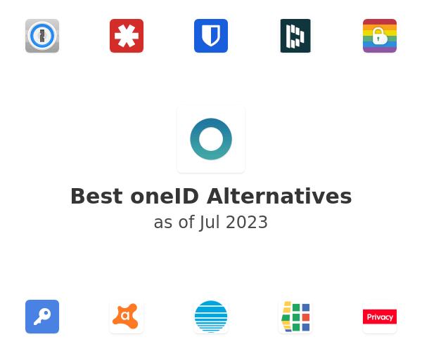 Best oneID Alternatives