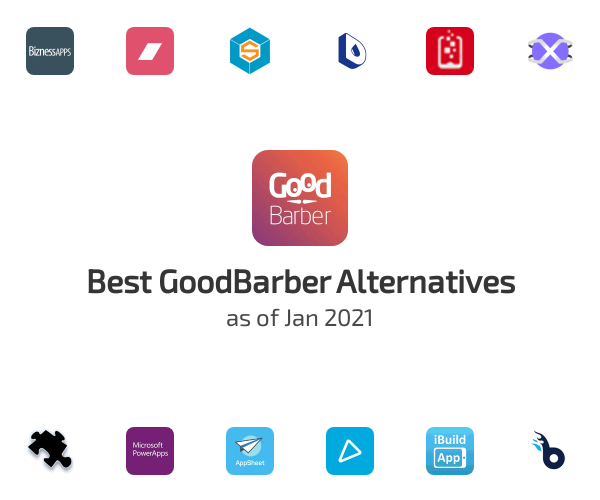 Best GoodBarber Alternatives