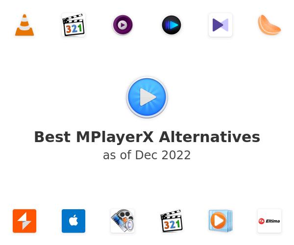 Best MPlayerX Alternatives