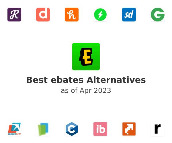Best ebates Alternatives