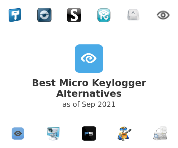 Best Micro Keylogger Alternatives