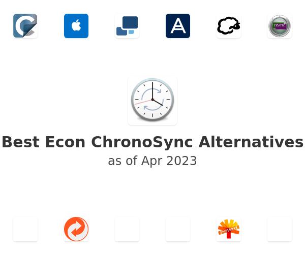 Best ChronoSync Alternatives