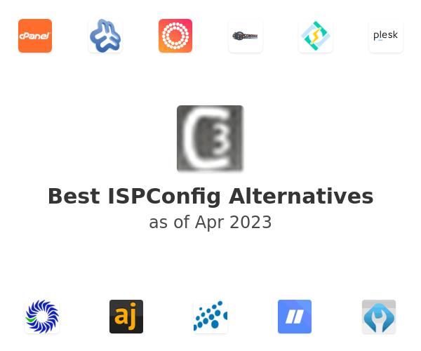 Best ISPConfig Alternatives