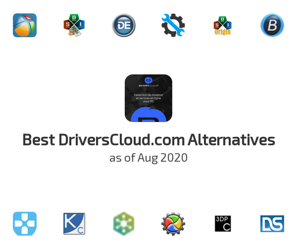 Best DriversCloud.com Alternatives