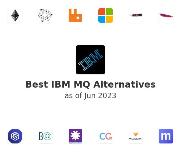 Best IBM MQ Alternatives