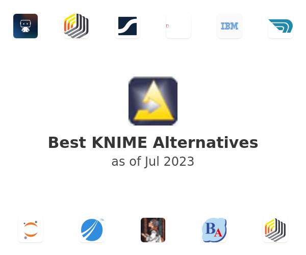 Best KNIME Alternatives